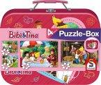 Bibi & Tina (Kinderpuzzle), Puzzle-Box