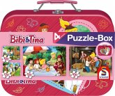 Bibi & Tina, Puzzle-Box (Kinderpuzzle)