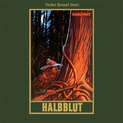 Halbblut, 1 MP3-CD / Gesammelte Werke, Audio-CDs Bd.38 - May, Karl May, Karl
