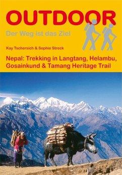 Nepal: Trekking in Langtang, Helambu, Gosainkun...