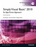 Simply Visual Basic 2010 eBook: International Edition (eBook, PDF)