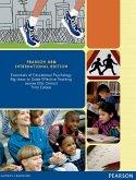 Essentials of Educational Psychology: Pearson New International Edition PDF eBook (eBook, PDF)