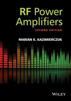 RF Power Amplifiers (eBook, ePUB) - Kazimierczuk, Marian K.