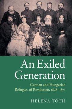 Exiled Generation (eBook, PDF) - Toth, Helena