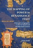 Mapping of Power in Renaissance Italy (eBook, PDF)