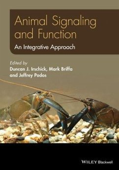 Animal Signaling and Function (eBook, ePUB)