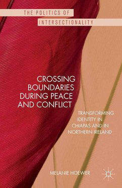 Crossing Boundaries during Peace and Conflict (eBook, PDF) - Hoewer, M.