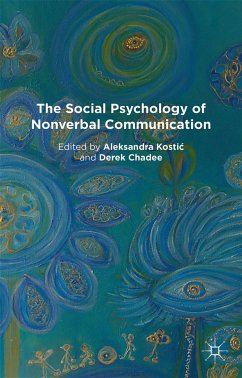 The Social Psychology of Nonverbal Communication (eBook, PDF)