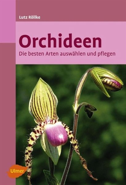 orchideen von lutz r llke buch b. Black Bedroom Furniture Sets. Home Design Ideas