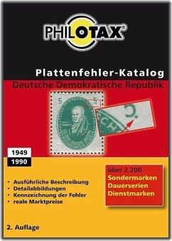 Plattenfehler-Katalog Deutsche Demokratische Re...