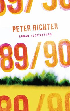 89/90 (eBook, ePUB) - Richter, Peter