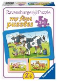 Ravensburger 06571 - My First Puzzles