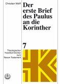 Der erste Brief des Paulus an die Korinther (eBook, PDF)