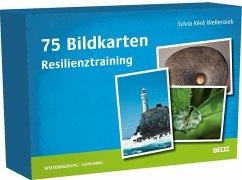 75 Bildkarten Resilienztraining - Wellensiek, Sylvia K.