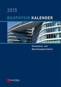 Bauphysik-Kalender 2015