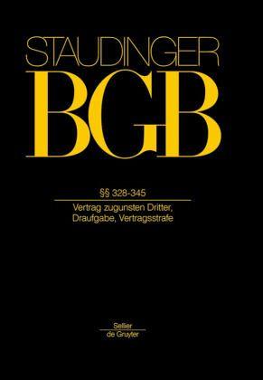Bgb 328 345 Vertrag Zugunsten Dritter Draufgabe