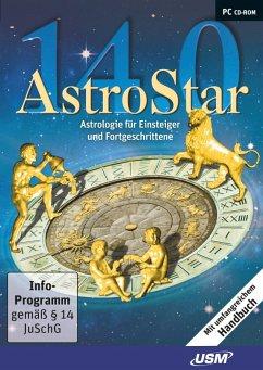 AstroStar 14.0 - Astrologie für Einsteiger und Fortgeschrittene