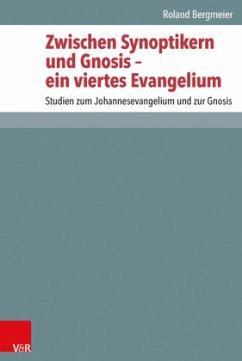 Zwischen Synoptikern und Gnosis - ein viertes Evangelium - Bergmeier, Roland