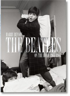 The Beatles on the Road 1964-1966 - Benson, Harry