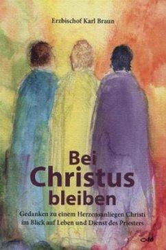 Bei Christus bleiben