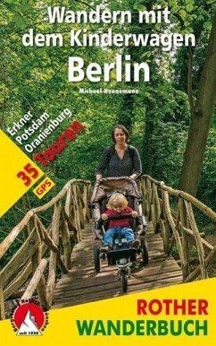 Wandern mit dem Kinderwagen Berlin