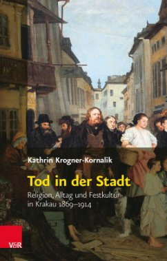 Tod in der Stadt - Krogner-Kornalik, Kathrin