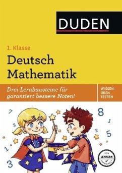 Duden Wissen - Üben - Testen: Deutsch/Mathemati...