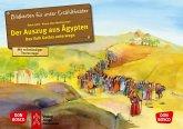 Der Auszug aus Ägypten. Exodus Teil 1. Kamishibai Bildkartenset.