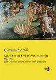Kunstkritische Studien über italienische Malerei