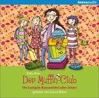 Die lustigste Klassenfahrt aller Zeiten / Der Muffin-Club Bd.5 (Audio-CD)