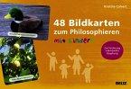 48 Bildkarten zum Philosophieren mit Kindern