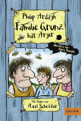 Buch-Reihe Familie Grunz