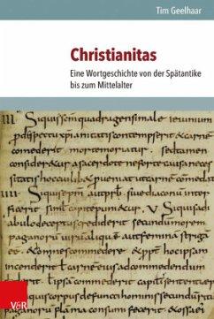 Christianitas - Geelhaar, Tim