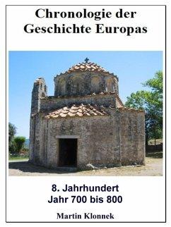 Chronologie Europas 8 (eBook, ePUB) - Klonnek, Martin