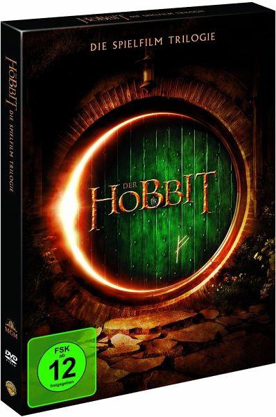 Der Hobbit - Die Spielfilm-Trilogie (3 Discs)