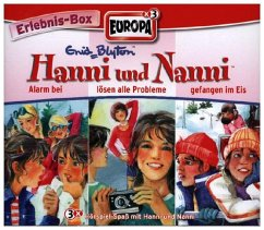 Hanni und Nanni - Erlebnis Box, 3 Audio-CDs