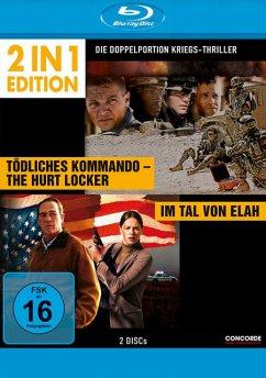 Tödliches Kommando - The Hurt Locker / Im Tal von Elah 2 in 1 Edition - Jeremy Renner/Tommy Lee Jones