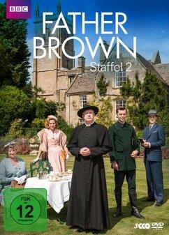 Father Brown - Staffel 2 - Williams,Mark/Speer,Hugo/Cusack,Sorcha