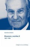 Discursos y escritos II (eBook, ePUB)