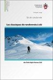 Les classiques de randonnée à ski du Club Alpin Suisse CAS