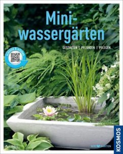 Miniwassergärten (Mängelexemplar) - Böswirth, Daniel; Thinschmidt, Alice