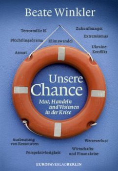 Unsere Chance - Winkler, Beate