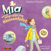 Mia und die mega-giga-irre Klassenfahrt / Mia Bd.8, 2 Audio-CDs