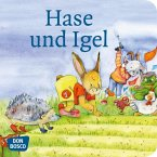 Hase und Igel. Mini-Bilderbuch.