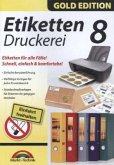 Etiketten-Druckerei 8, CD-ROM