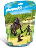 PLAYMOBIL® 6639 - Gorilla mit Babys