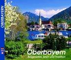 OBERBAYERN - Deutsch - Englisch - Französisch