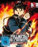 Fullmetal Alchemist - Brotherhood - Vol. 3 Episoden 17-24