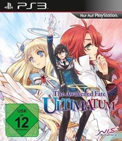 The Awakened Fate Ultimatum (PlayStation 3)