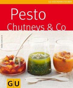Pesto, Chutneys & Co. (Mängelexemplar)